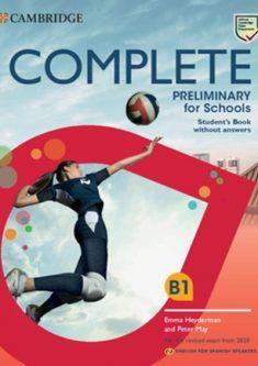 Complete Preliminare Student´s Book