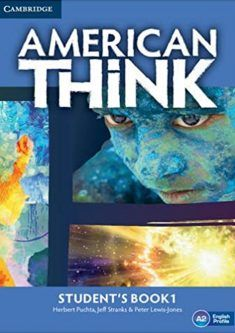 American Think Student´s Book 1