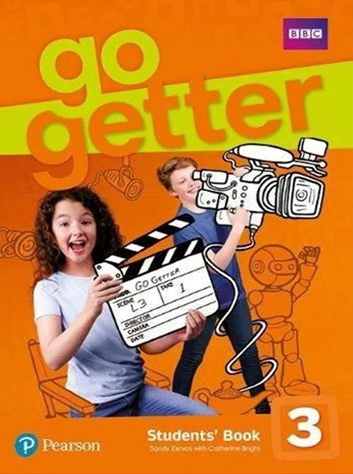 Go Getter Student´s Book 3