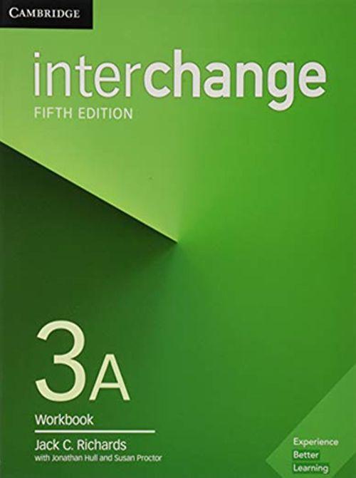 Interchange Workbook 3A