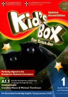 Kid´s Box for Ecuador 1