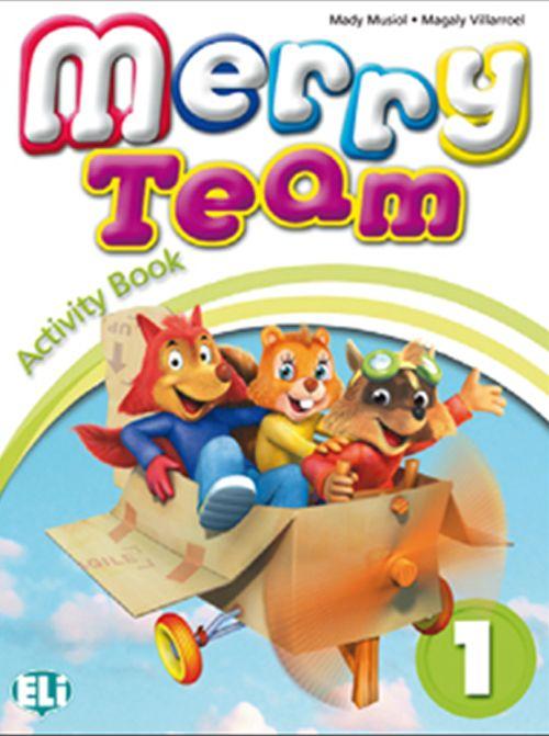 Merry Team Activity Book 1