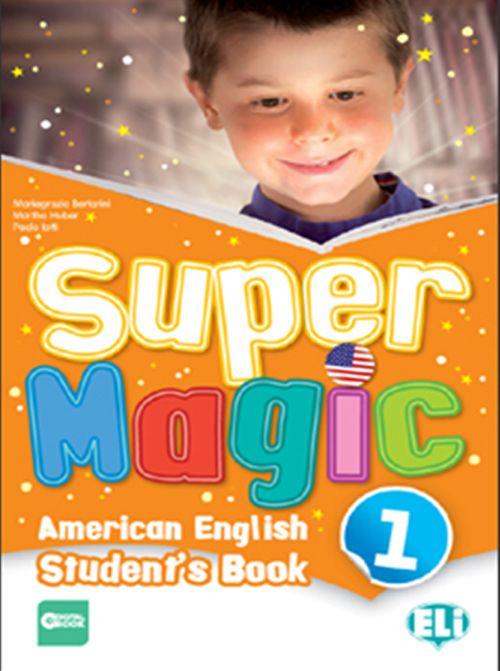Super Magic Student´s Book 1