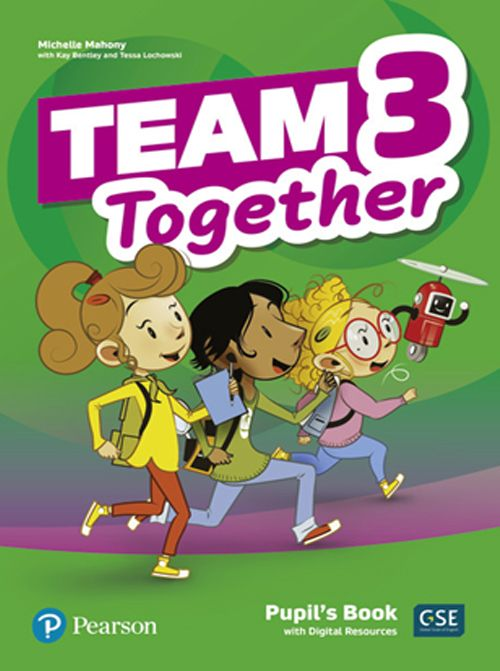 Team Together Student´s Book 3